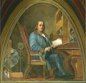Бенджамин Франклин — биография.  Как Франклин изучал иностранные языки или о пользе практики в обучении. Часть 7.