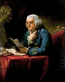 Бенджамин Франклин — биография. Чтение и религия в жизни Бенджамина Франклина. Часть 5.