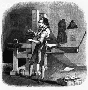 Бенджамин Франклин — биография. Юношеские годы. Часть 2.