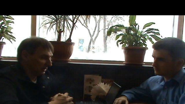 Эксклюзивное интервью с Александром Резвяковым