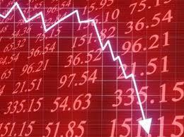 Хит-парад обвалившихся акций