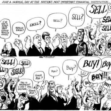 Карикатура про слухи