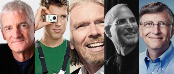 5 неудачников, которые стали миллиардерами