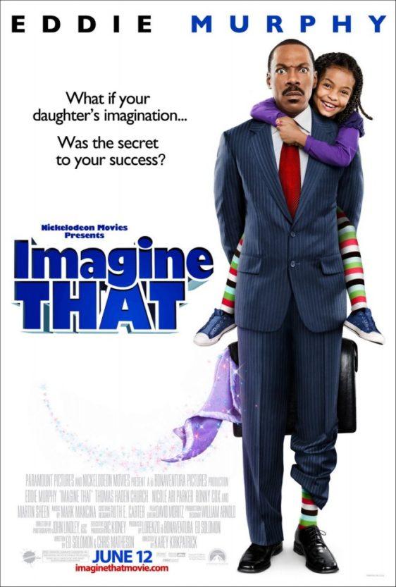 """Что посмотреть на выходных? """"Представь себе"""" – фильм для семейного просмотра"""