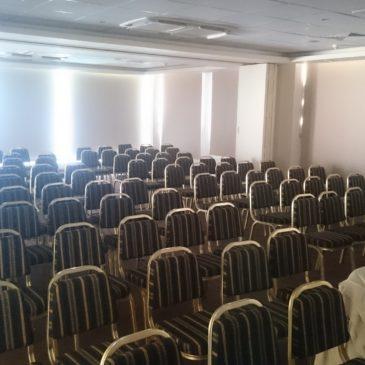 Как мы искали зал для нашего семинара на Кипре (видео)